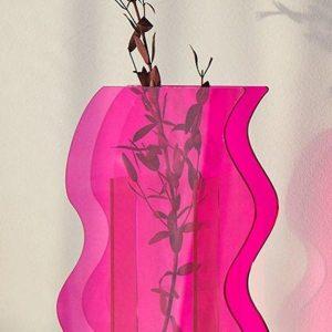 pembe vazo ürünü