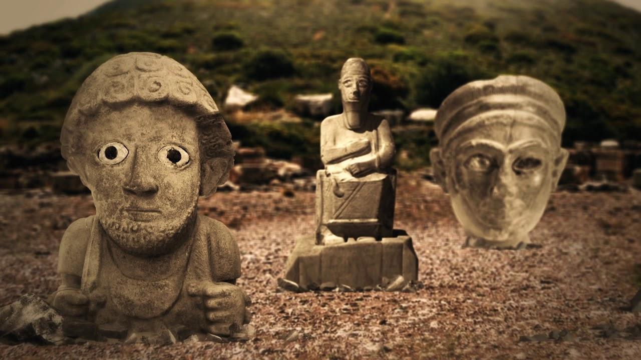 Şippişima heykeli ürünü