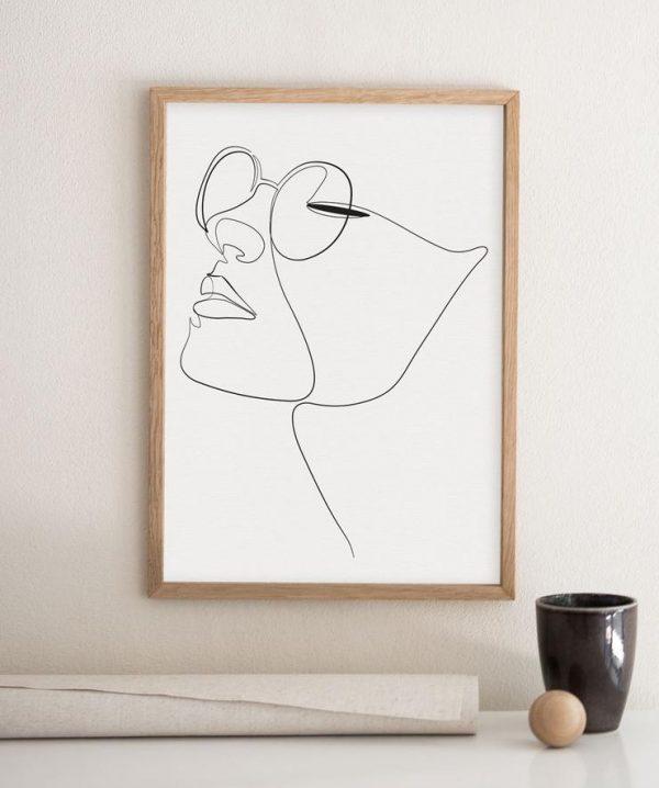 kanvas tablo ürünler