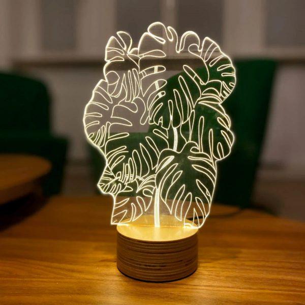 Deve tabanı lamba